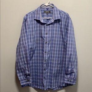 Kenneth Cole dress shirt size 17.5